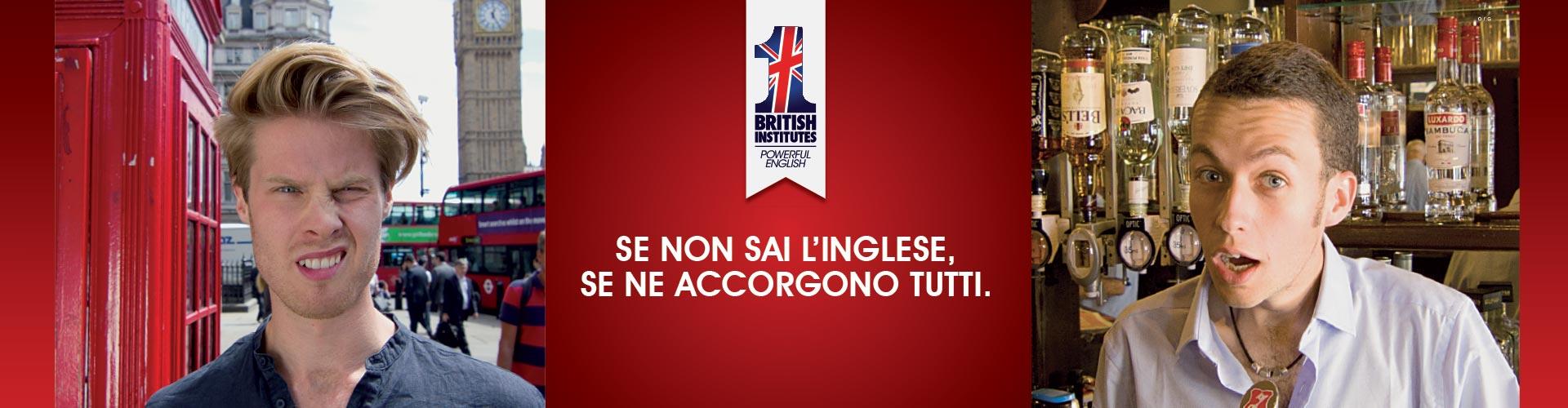 British Institutes Roma Eur Scuola di inglese.
