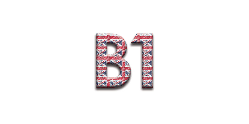 British Institutes Roma EUR corso collettivo B1