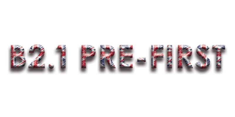 British Institutes Roma EUR corso per ragazzi B2.1 - Pre-first