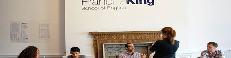 Viaggi studio lingua inglese Dublino Frances King British Institutes Roma EUR