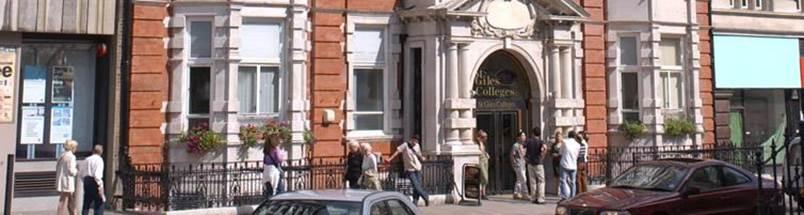 Viaggi studio lingua inglese St Giles London British Institutes Roma EUR