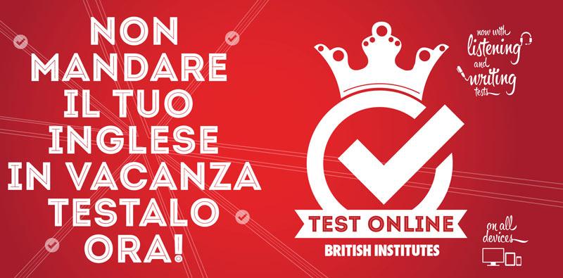 Testa il tuo livello di inglese
