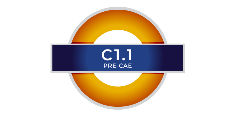 YL C1.1 Pre-CAE corsi di inglese