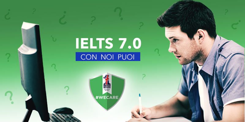 Corso IELTS Online 2021